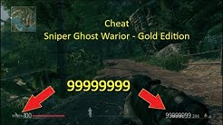 Sniper Ghost Warrior - Gold Edition #Cheat, Gameplay & Link Download