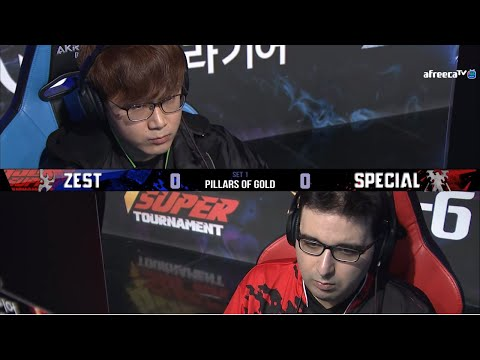 [2021 GSL ST S1] Ro.16 Match8 Zest vs SpeCial