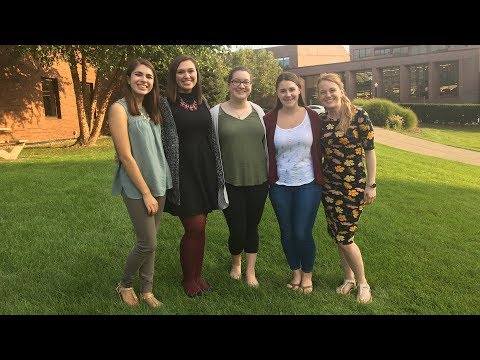 Duquesne University National Student Speech Language Hearing Association 2017
