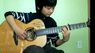 Beatles) All You Need is Love   Sungha Jung Acoustic Tabs Guitar Pro 6