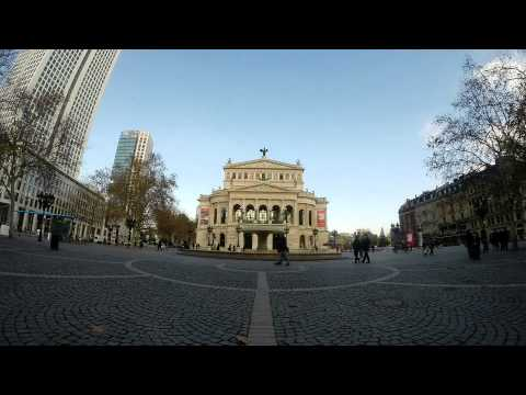 Alte Oper Frankfurt - Zeitraffer