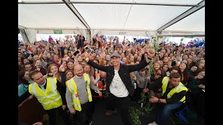 A Day with O'Shea: Europe's biggest outdoor event - Ploughing 2019