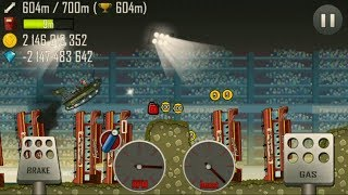 Hill Climb Racing | Super Offroad in Arena - HD Gameplay - Games Of Android