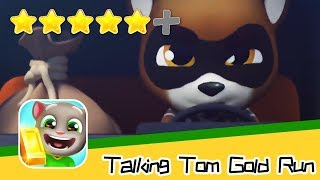 Talking Tom Gold Run Ginger's Farm Day 12 Walkthrough Aero Masters Recommend index five stars