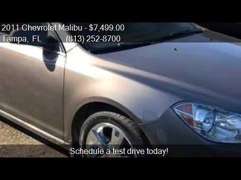 2011 Chevrolet Malibu LT 4dr Sedan w/2LT for sale in Tampa,