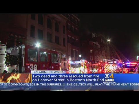 2 Dead In North End Apartment Fire