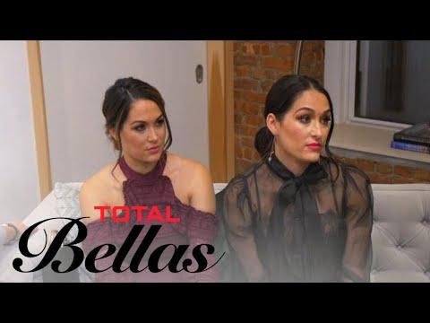 John Cena & Nikki Bella Aren't Writing Their Own Vows | Total Bellas | E! thumbnail