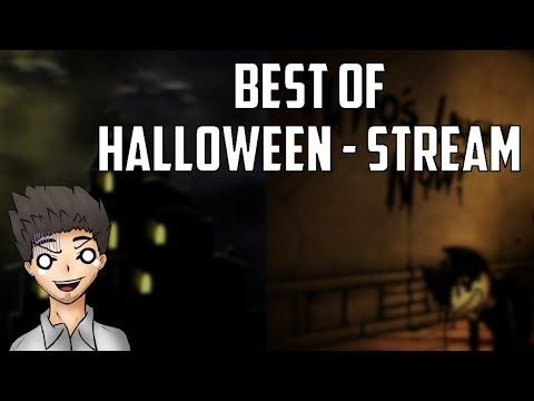Lex hat ANGST: Best of Halloween - Stream