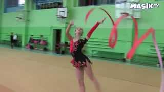 Гимнастка с лентой(Красочный ролик о подготовке своего номера гимнастки с лентой. Этот и другие познавательные ролики для..., 2015-01-14T06:29:23.000Z)