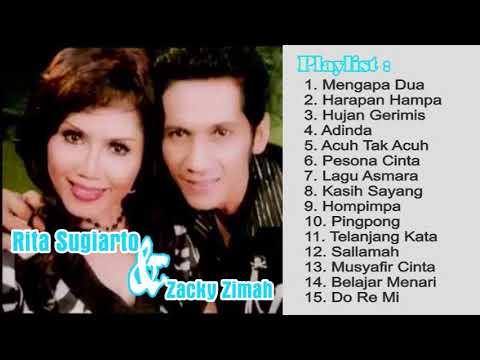 Rita Sugiarto feat Zacky Zimah - Mengapa Tak Seindah Dulu Original Dangdut