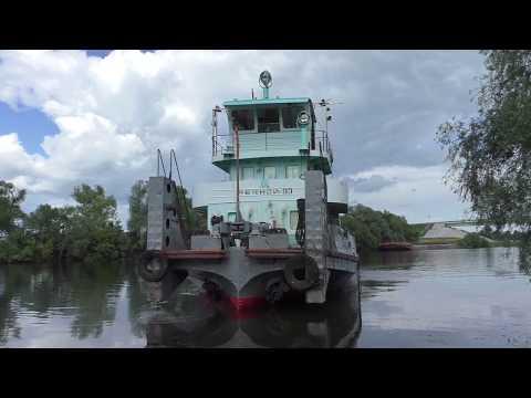видео: Буксир Речной-93