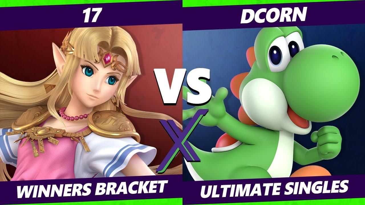Smash Ultimate Tournament - 17 (Zelda)  Vs. DCorn (Yoshi) - S@X 289 SSBU Winners Round 3
