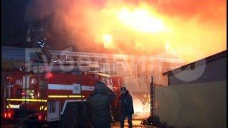 видео Пожар в квартире случился вечером в субботу
