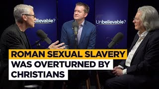 Tom Holland: Roman sexual slavery was overturned by Christians