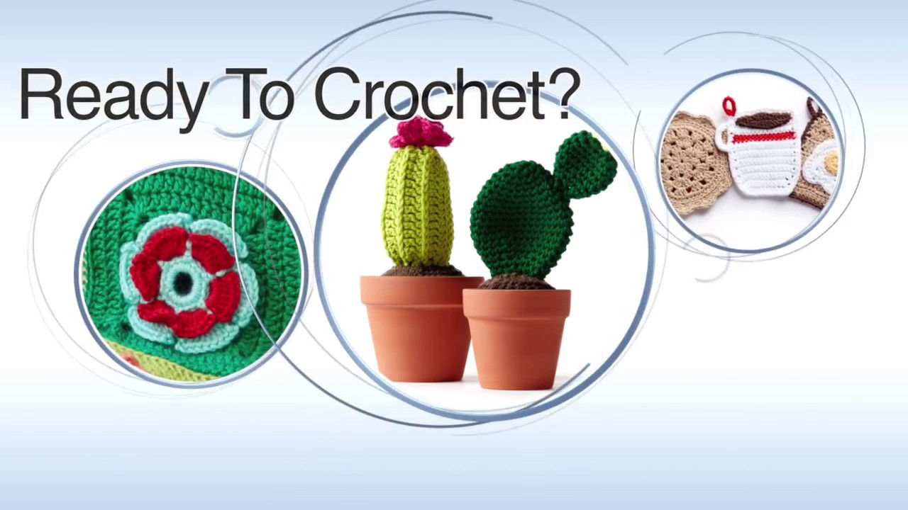 Learn to Crochet with The Crochet Crowd