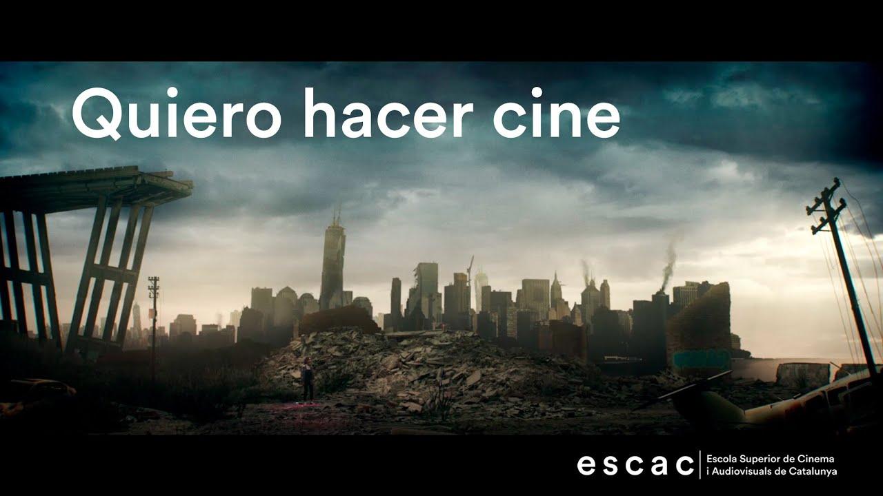 Quiero hacer cine I Spot 25 años I ESCAC 2019