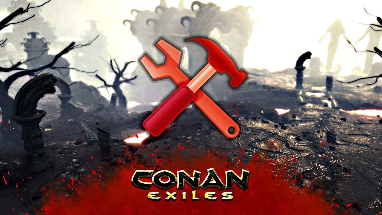 How To Install And Enable Mods (2018) | CONAN EXILES Beginner's Help