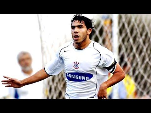 Carlos Tevez • Rare Skills & Goals • Corinthians