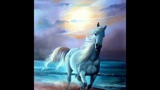 Como pintar um cavalo por Silvio Zatti