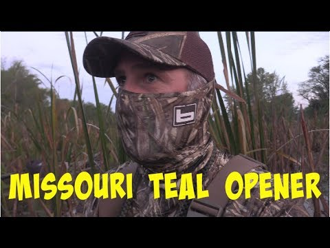 Teal Hunt Missouri Opener: And So It Begins! Hunt #1