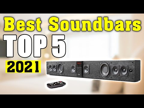 TOP 5 Best Soundbar | Black Friday Soundbar Deals 2019