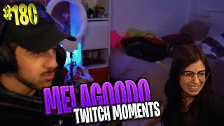 DELU vs SONG REQUEST | PAPA' MASSEO TROLLA IL MILIONE DI EURO | Melagoodo Twitch Moments [ITA] #180
