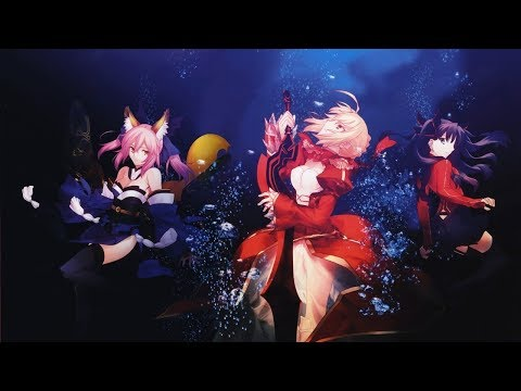 Fate/Extra Last Encore Opening Full -「Bright Burning Shout - Takanori Nishikawa」
