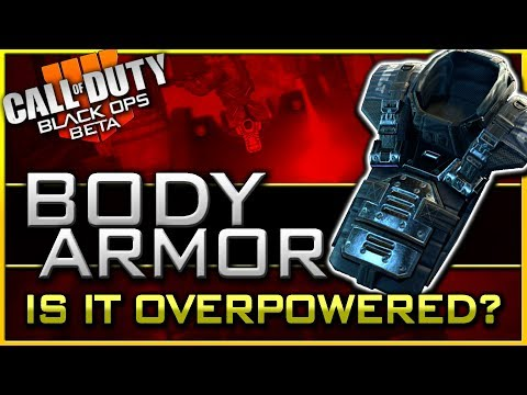 How Body Armor Works in Black Ops 4 | Is it Overpowered?