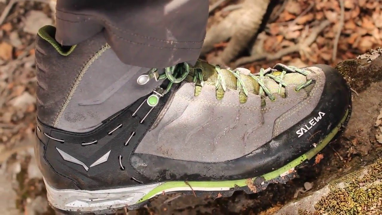 innovative design 97e02 52c45 Salewa MS MTN Trainer MID GTX Boot Review - Best hiking boots