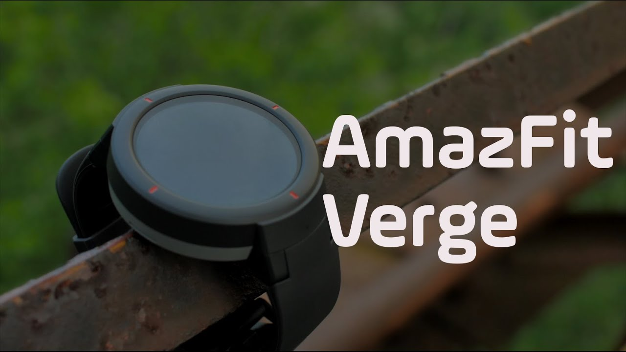 Xiaomi AmazFit Verge (review română)