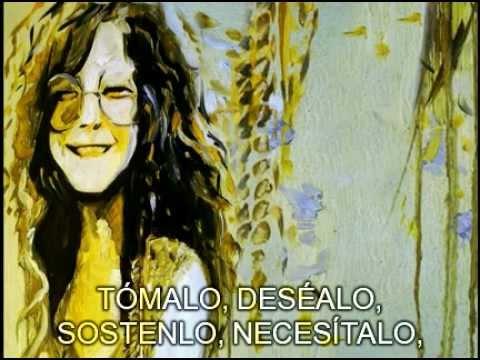 JANIS JOPLIN  Get It While You Can  Subtitulos en Español