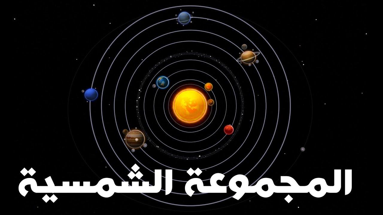 المجموعة الشمسية Youtube
