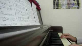 ai zhuan jiao piano version