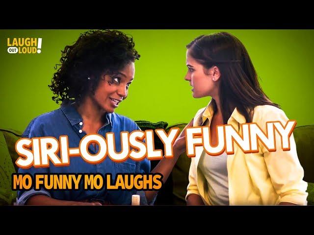 Siri-ously Funny   Mo Funny Mo Laughs   LOL Network