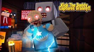 Minecraft Adventure - EVIL KICK THE BUDDY COMES TO LIFE!!!