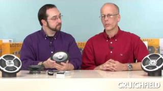 Infinity Reference Car Speakers   Crutchfield Video