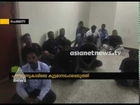 13 Year old girl Girl Sexually Assaulted By 15 People in Chennai