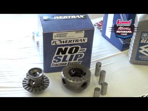 Powertrax Differential Carriers Limited Slip & Locking