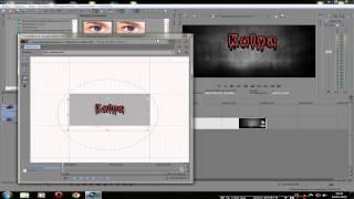 Как сделать интро в Sony vegas Pro(Делаем простенько интро в Sony Vegas Pro., 2013-04-12T15:42:14.000Z)