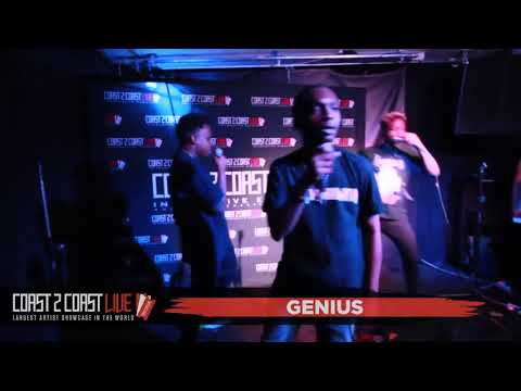 Genius Performs at Coast 2 Coast LIVE | Paris Edition August  5th, 2018 - 1st Place