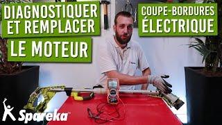 Comment tester et changer le moteur de votre coupe bordure electrique ?