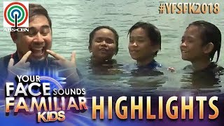 YFSF Kids 2018 Highlights: TNT Boys as The Supremes | Week 6 Mentoring Session