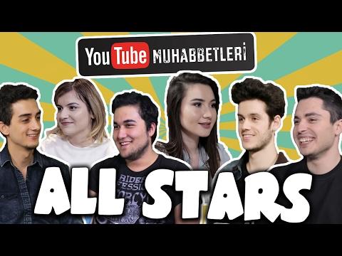 ALL STARS - YouTube Muhabbetleri