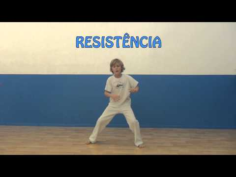 Kids Capoeira Instructional Video