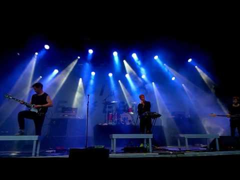 Disco Ensemble - Drop Dead Casanova - Live @ Jurassic Rock 4.8.2017