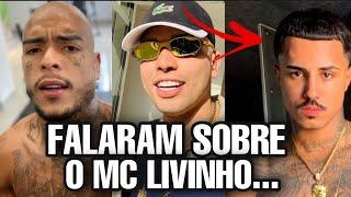 FUNKEIROS FALAM SOBRE MC LIVINHO (KEVIN,MARKS, MC MAGRINHO...)