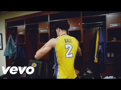 Lonzo Ball - BBB (Official Music Video) ᴴᴰ 2017