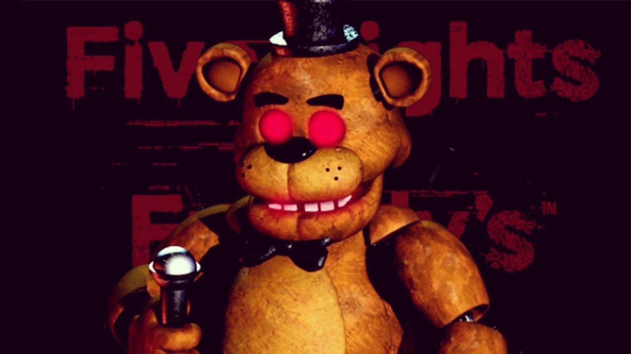 NO DEBÍ VOLVER | Five Nights at Freddy's