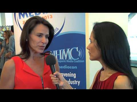 Giselle Fernandez at NHMC Latino MediaCon