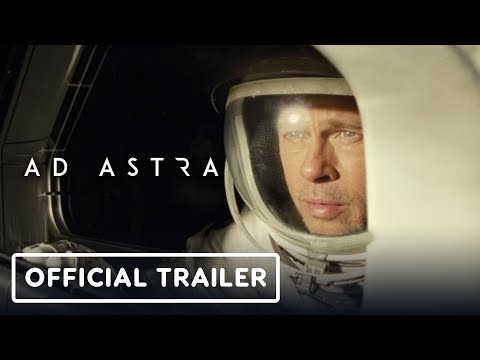 Ad Astra - Official IMAX Trailer (2019) Brad Pitt